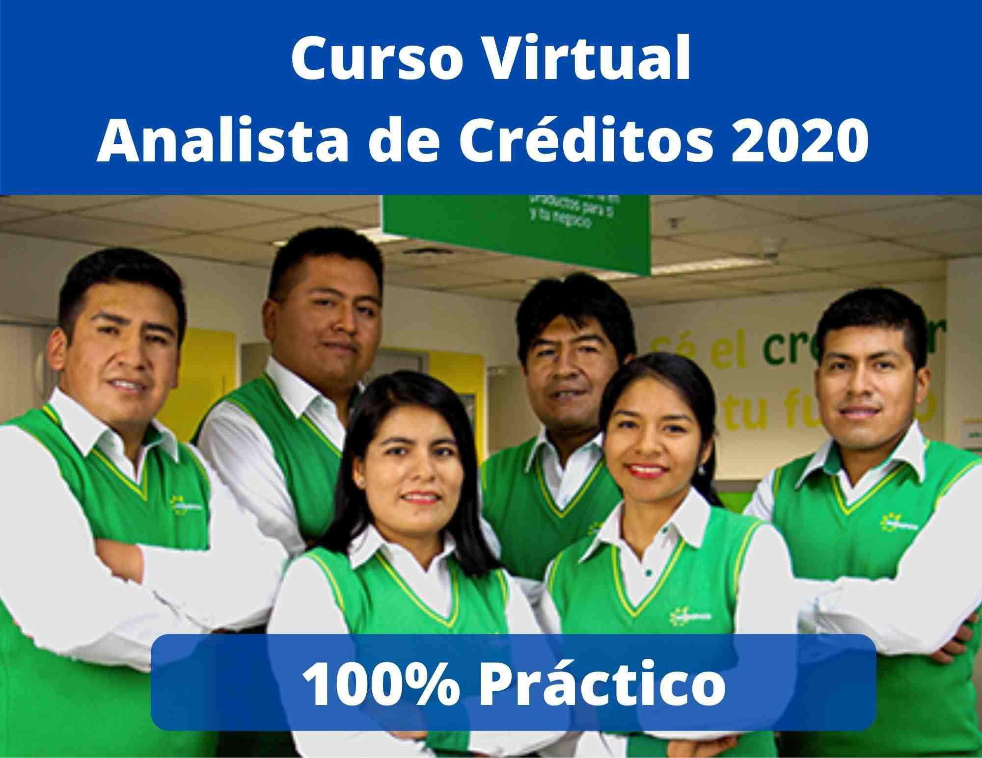 Curso de Analista de Créditos y Cobranzas